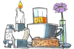 morgenmadsanretning
